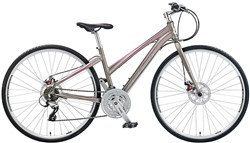 Urban 400 Womens 2014 - Hybrid Sports Bike