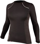 Endura Transmission II Womens Long Sleeve Cycling Baselayer SS17