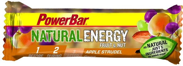 PowerBar Natural Energy Fruit and Nut