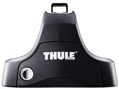 Thule 754 Rapid System Foot Pack For Cars With Normal Roof