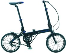 Dahon Jifo Uno 2015 - Folding Bike