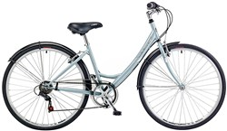 City 6 Womens 2014 - Hybrid Classic Bike