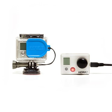 Image of GoPole Lens Cap Kit for GoPro HD HERO and HERO2 Cameras