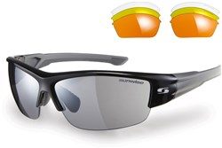 Sunwise Evenlode Sunglasses With 4 Sets Of Lenses