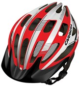 E0453 Hillborne 2 MTB Helmet with Rear Light 2014