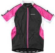 Sportive Womens Short Sleeve Cycling Jersey