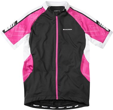 Image of Madison Sportive Womens Short Sleeve Cycling Jersey