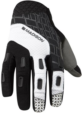 Madison Zenith Mens Long Finger Cycling Gloves AW16
