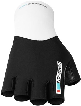 Image of Madison RoadRace Aero Mens Short Finger Cycling Gloves AW16