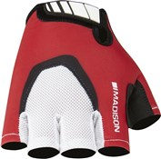 Madison Sportive Mens Mitts Short Finger Cycling Gloves AW16