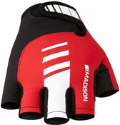 Madison Peloton Mens Mitts Short Finger Cycling Gloves AW16