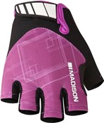 Madison Womens Sportive Short Finger Cycling Gloves