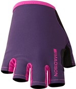 Madison Womens Track Short Finger Cycling Gloves