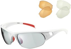 Madison Mission Cycling Glasses 3 Lens Pack 2016