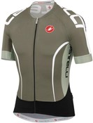 Castelli Aero Race 5.0 FZ Short Sleeve Cycling Jersey