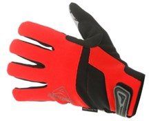 Altitude long fingered cycling gloves