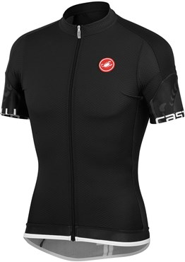 Image of Castelli Entrata FZ Short Sleeve Cycling Jersey SS15