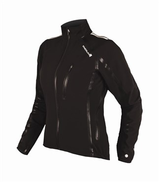 Image of Endura Stealth II Womens Waterproof Cycling Jacket