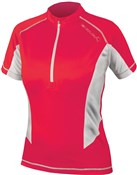 Endura Pulse Womens Short Sleeve Cycling Jersey AW17