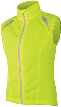 Image of Endura Gridlock Womens Cycling Gilet AW16