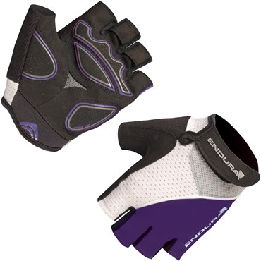 Endura Xtract Womens Short Finger Cycling Gloves AW16