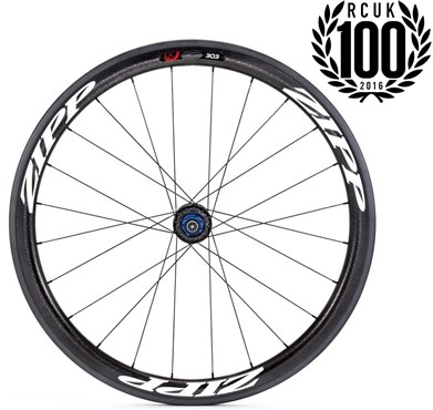 Image of Zipp 303 Firecrest Carbon Tubular 10/11 Speed Rear Wheel