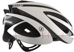 Lazer Genesis LifeBeam - Integrated Heart Rate Monitoring  Road Helmet 2014
