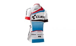 Cube Teamline Short Sleeve Cycling Jersey