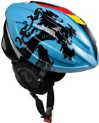 Lazer Genesis Cross Limited Edition Road Helmet with Aeroshell 2014