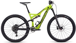 Stumpjumper FSR Expert Carbon EVO 650b Mountain Bike 2015 - Full Suspension MTB
