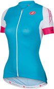 Certezza FZ Womens Short Sleeve Cycling Jersey