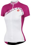 Tesoro FZ Womens Short Sleeve Cycling Jersey