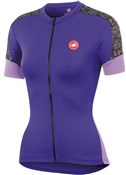 Scarabocchio FZ Womens Short Sleeve Cycling Jersey