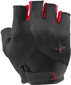 Womens Body Geometry Sport Short Finger Cycling Gloves