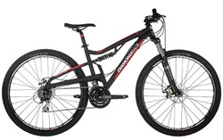 Recoil Mountain Bike 2014 - Full Suspension MTB