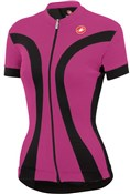 Ipnosi FZ Womens Short Sleeve Cycling Jersey
