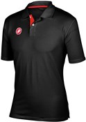 Castelli Race Day Short Sleeve Polo Shirt SS17