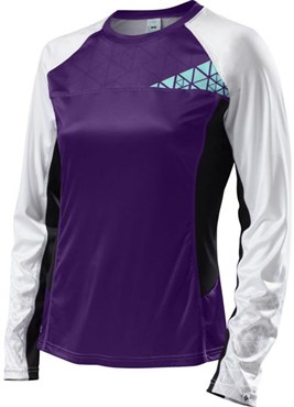 Specialized Womens Andorra Comp Long Sleeve Cycling Jersey