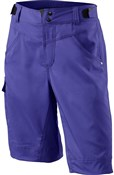Womens Andorra Comp Baggy Cycling Shorts