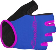 Dolcissima Womens Short Finger Cycling  Gloves