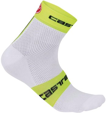 Image of Castelli Free 6 Cycling Socks SS16