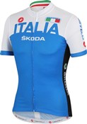 Italia 13 Team FZ Short Sleeve Cycling Jersey