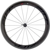 404 Firecrest Carbon Clincher Front Road Wheel