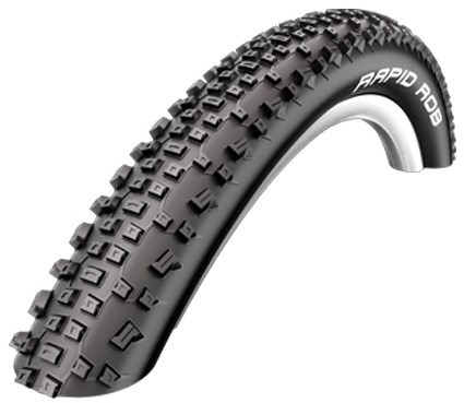 "Image of Schwalbe Rapid Rob 27.5"" / 650b MTB Off Road Cycling Tyre"