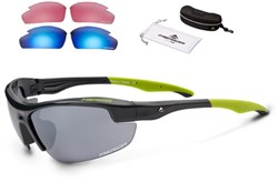 Road Sunglasses - 3 Lenses