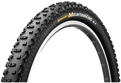 Continental Mountain King II ProTection 650b Black Chili Folding MTB Tyre
