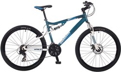 Mtrax Maar Mountain Bike 2014 - Full Suspension MTB