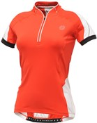 Product image for Dare2B Emerge Womens Short Sleeve Cycling Jersey