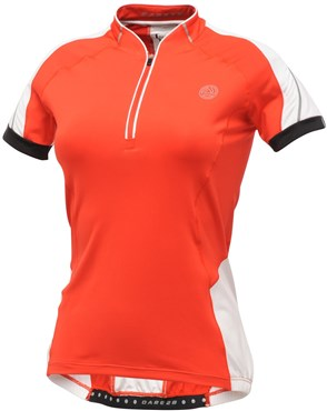 Dare2B Emerge Womens Short Sleeve Cycling Jersey