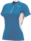 Product image for Dare2B Regain Womens Short Sleeve Cycling Jersey